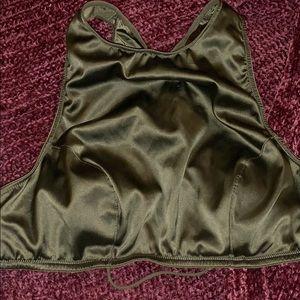 Size L Bralette/Bikini Top